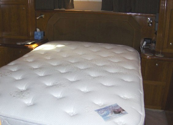 rv short queen mattress