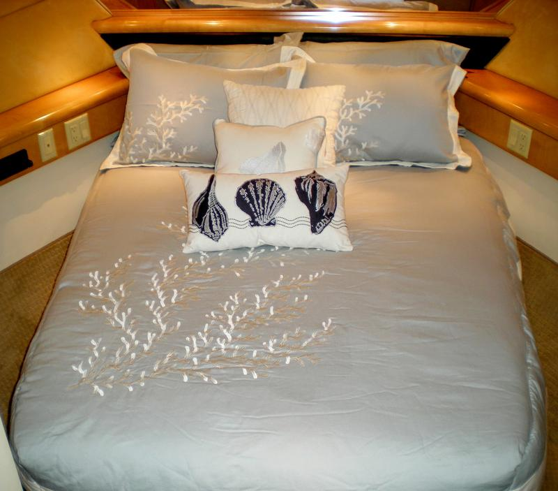 Custom Bedding Comfort Custom Mattresses Amp Marine Bedding
