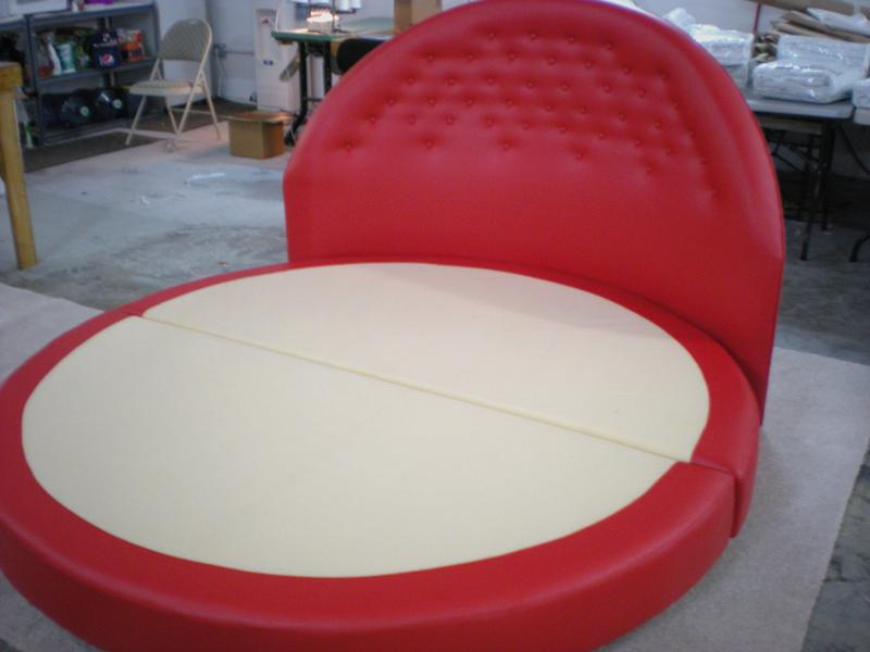 Round Mattress Amp Round Beds Comfort Custom Mattresses