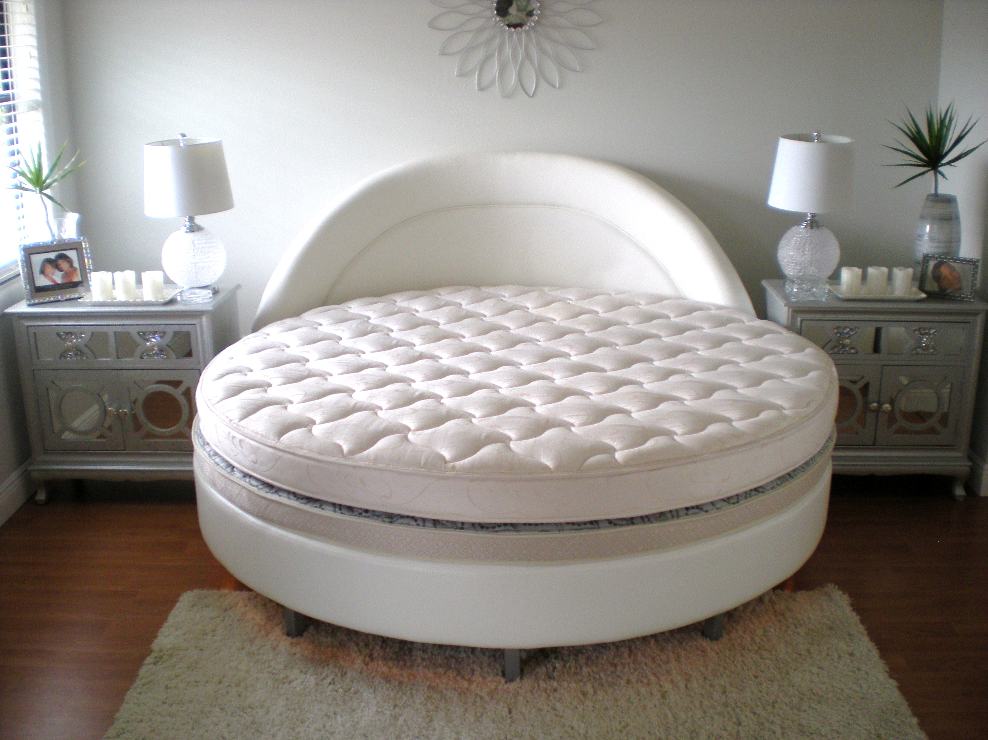Lovely Circular Mattress