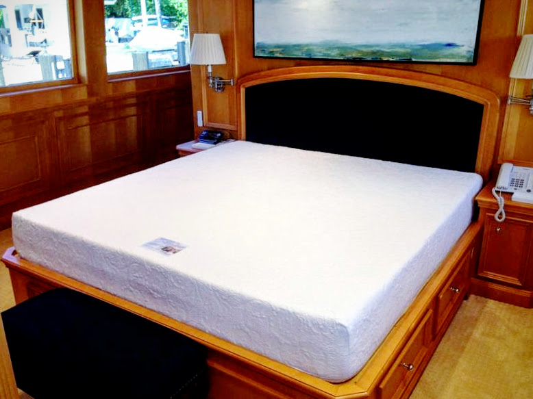 Naples Boat & Yacht Mattress | Comfort Custom Mattresses & Marine ...