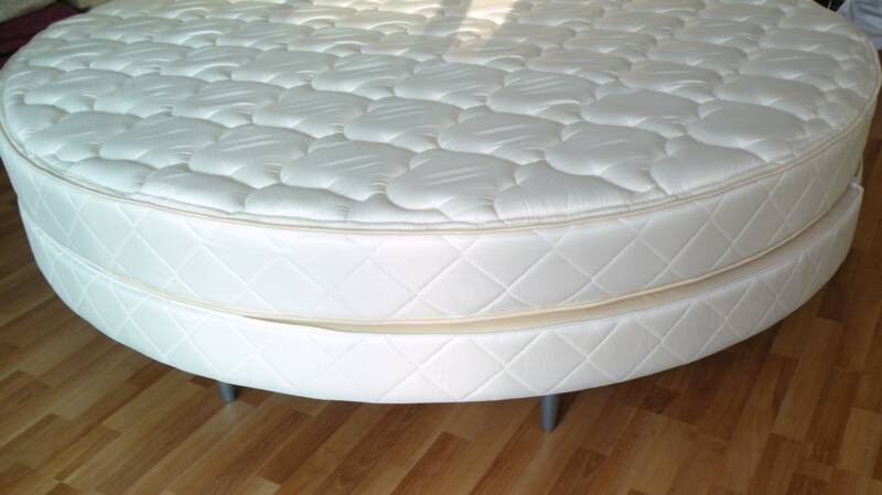 Round Mattresses Round Beds Custom Round Mattresses
