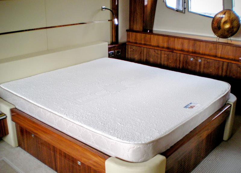 St Petersburg Boat Amp Yacht Mattress Comfort Custom
