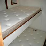 Upper & Lower Crew Bunk - Pocket Coil Mattresses