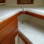 Upper & Lower Crew Bunks - Our Ultimate Mattress