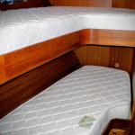 Upper & Lower Crew Bunk - Premium Density Foam Mattresses